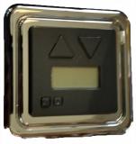 Duomatic 50B Schiefergrau/Chrom