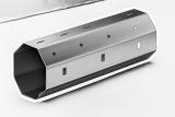 Stahlwelle Achtkant SW60 pro lfd. Meter verstärkt