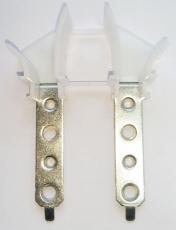 Einlauftrichter Reparatursatz Mini, Lasche 15mm