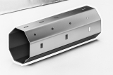 Stahlwelle Achtkant SW70 1,2mm pro lfd. Meter