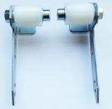 Einlaufrolle rechts, Lasche 19mm